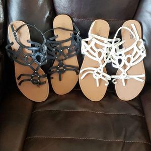 Bundle Charlotte russe sandals